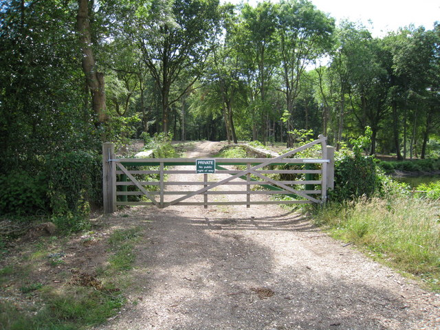 Access to Boathouse Copse