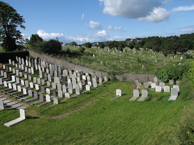 Ford Park cemetery