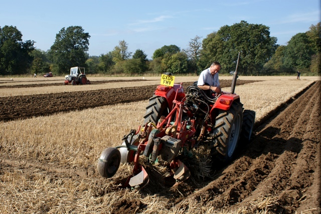 Surrey County Ploughing Match, 2009
