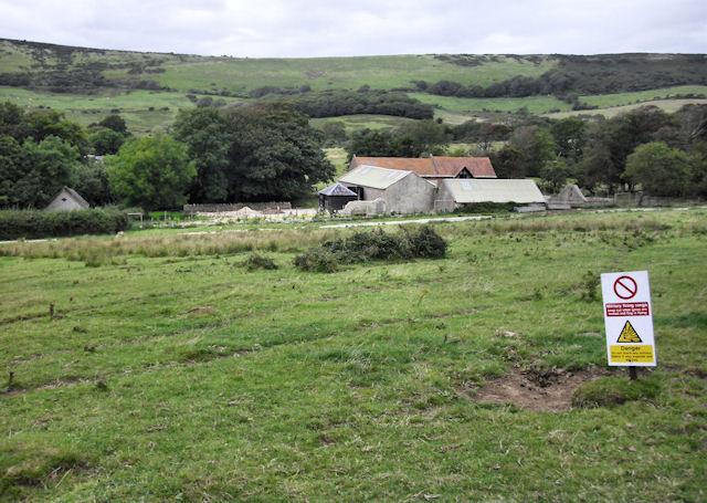 Tyneham Farm