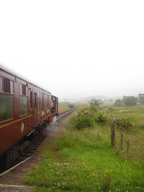 The Railway in the Mist