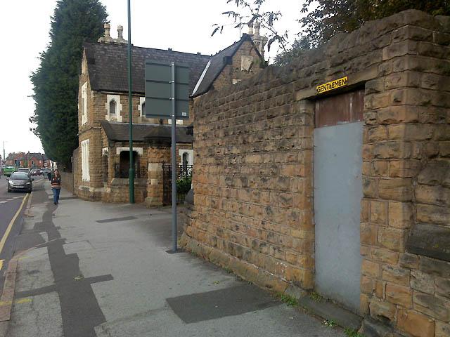 Cemetery Entrance Lodge
