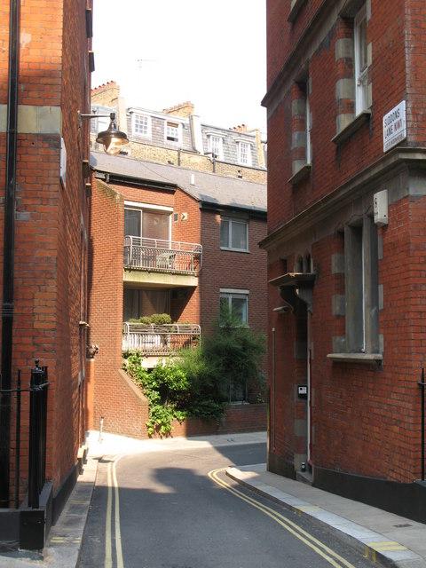 Siddons Lane, NW1