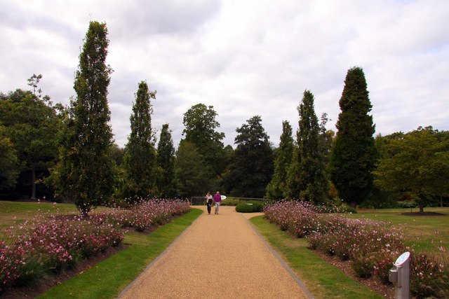 The Savill Gardens