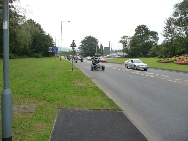 Tiverton : The Great Western Way