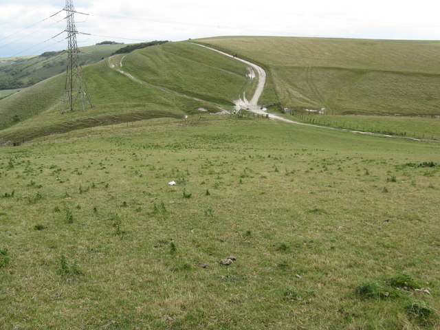 East along the South Downs Way