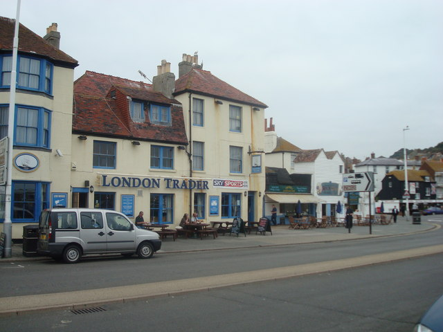 London Trader public house, Hastings