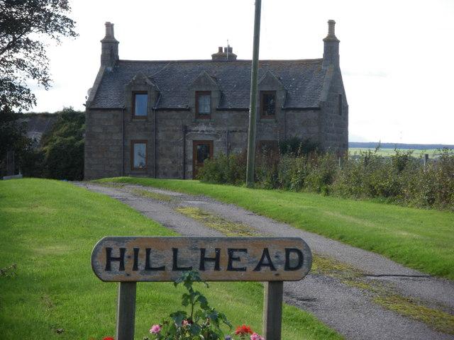 Hillhead Farm House