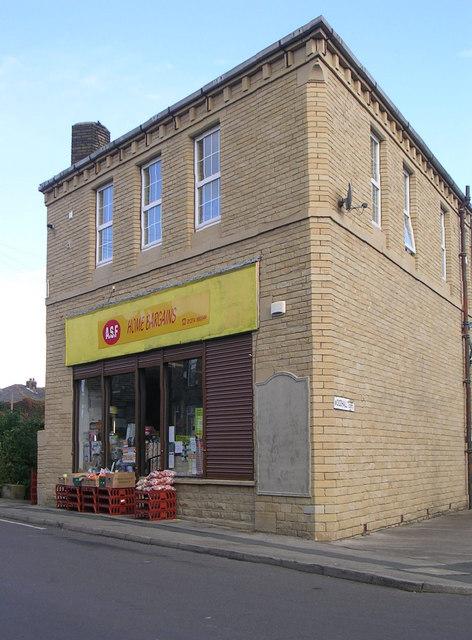 ASF Home Bargains - Woodhall Avenue