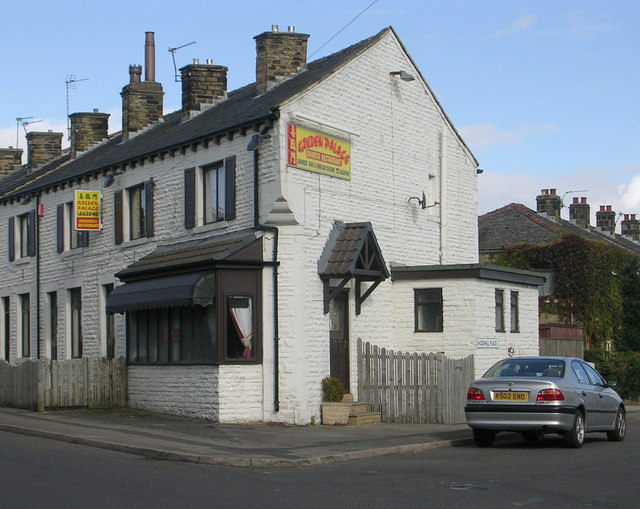 Golden Palace Chinese Restaurant - Woodhall Avenue