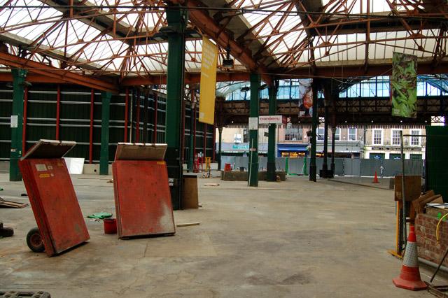 Borough market refurbishment (2)