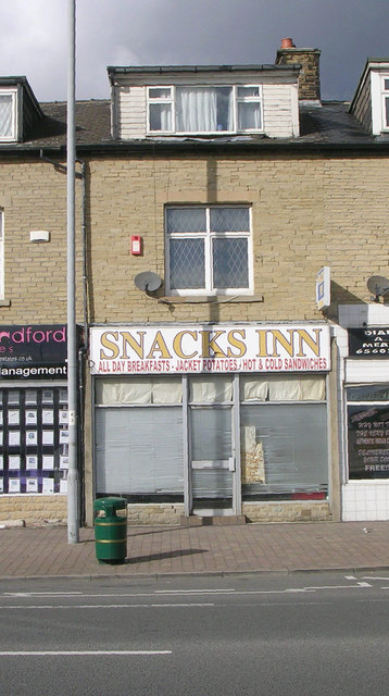 Snacks Inn - Leeds Old Road