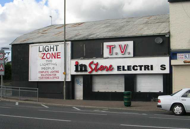 Light Zone - Leeds Old Road