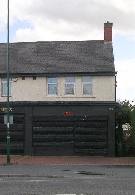 Cafe - Leeds Road