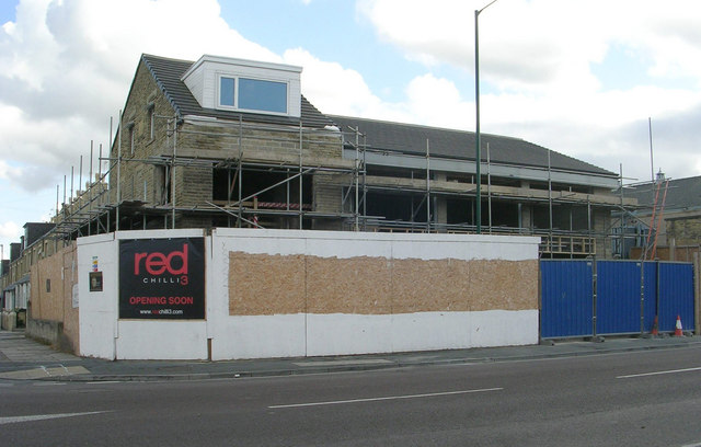 Red Chilli3 - Leeds Road