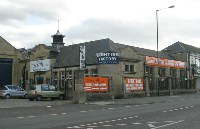 Lighting Factory - Leeds Road