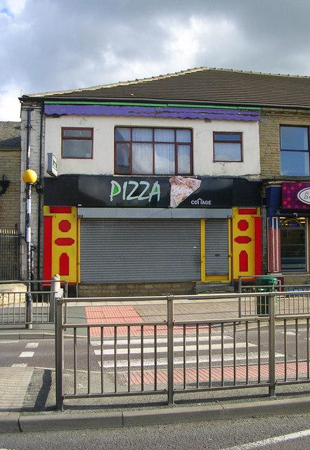 Pizza Cottage - Leeds Road