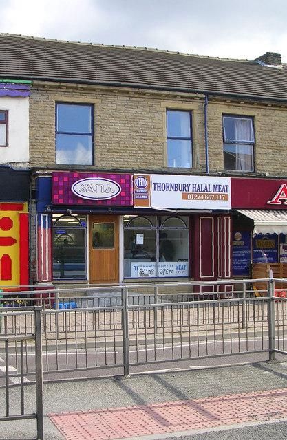 Thornbury Halal Meat - Leeds Road