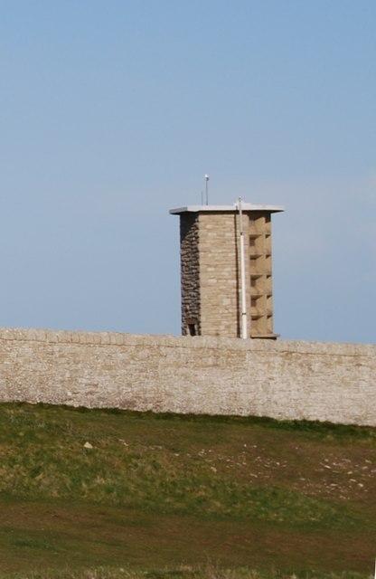 Fog Horn, Anvil Point Lighthouse