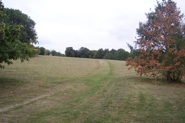 Footpath to University of Kent