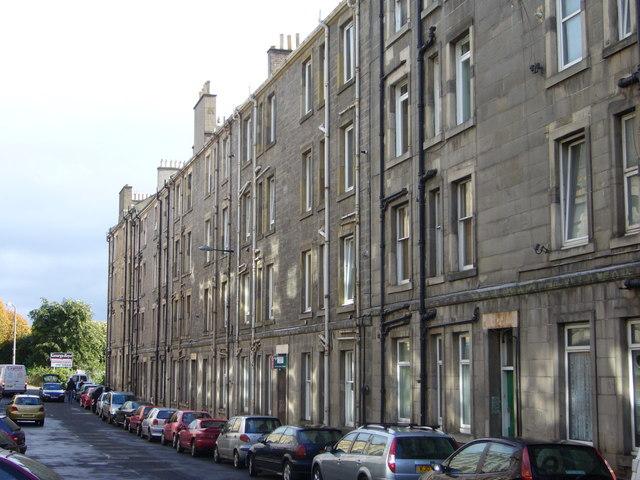 Bothwell Street tenements