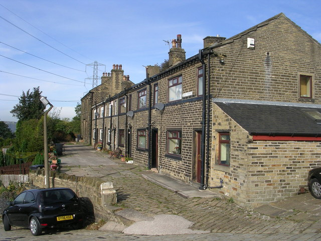 Deans Terrace - Ploughcroft Lane