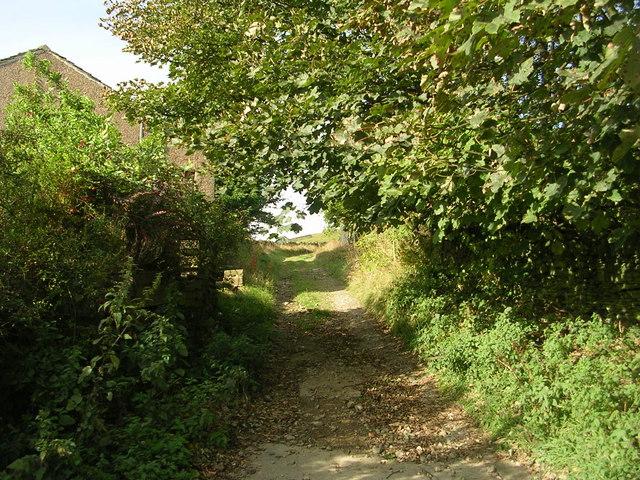 Ringby Lane - Ploughcroft Lane
