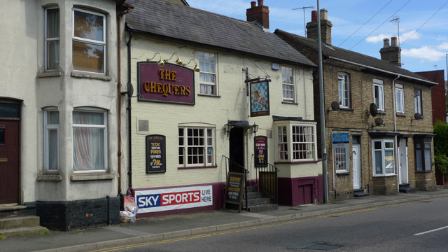 The Chequers, High Street North, Fenny Stratford