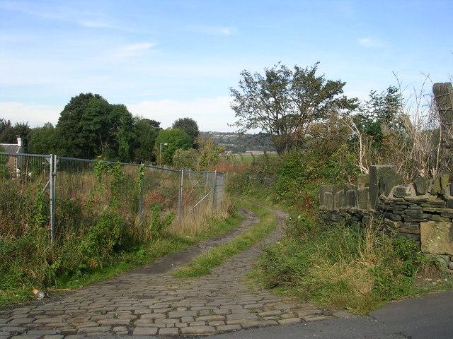 Lumb Lane - Mill Lane