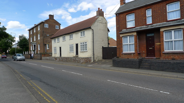 Grade House, High Street North, Fenny Stratford