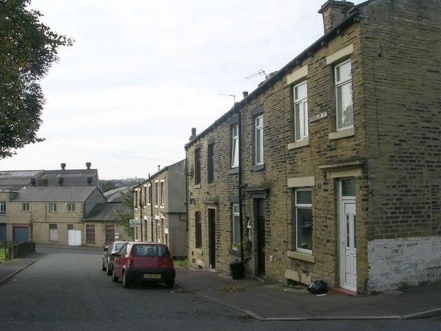 Douglas Street - Crown Road