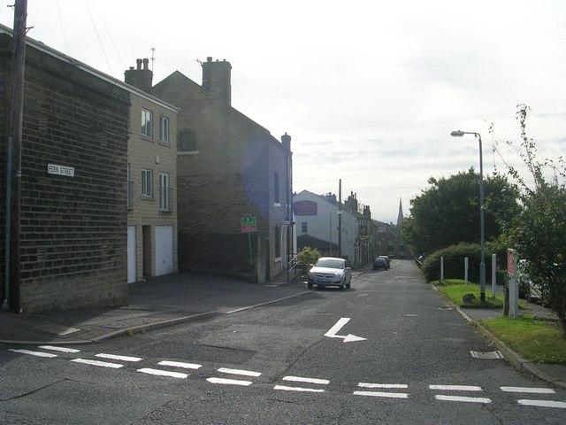 Fern Street - Thorpe Street