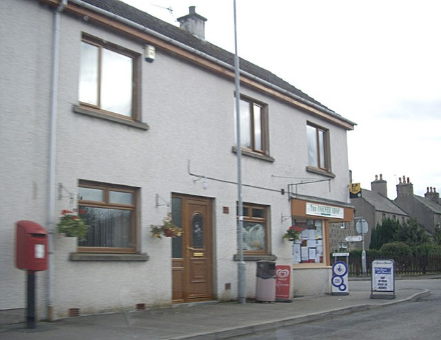 The Corner Shop, Rhynie