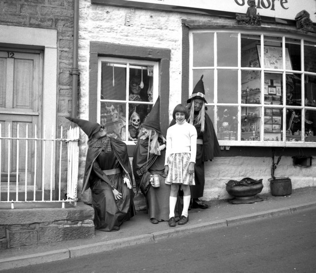 'Witches Galore' at Newchurch