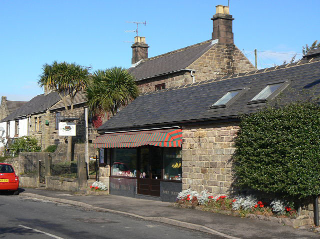 Butcher's shop, Holloway