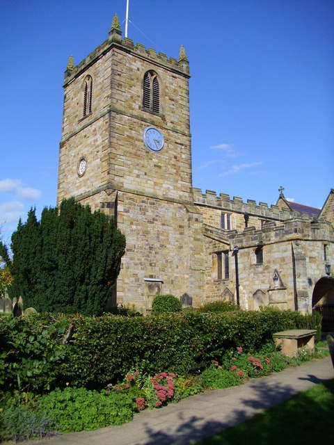 All Saints, Kirkbymoorside