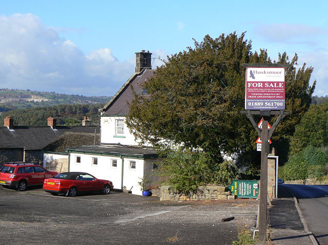 The old Yew Tree