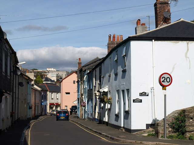 Ebrington Street, Kingsbridge