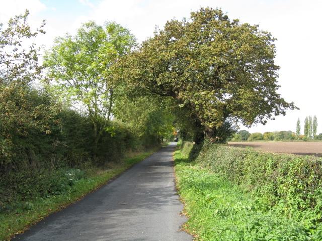 Winterbottom Lane
