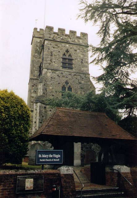 St Mary the Virgin, Horsell