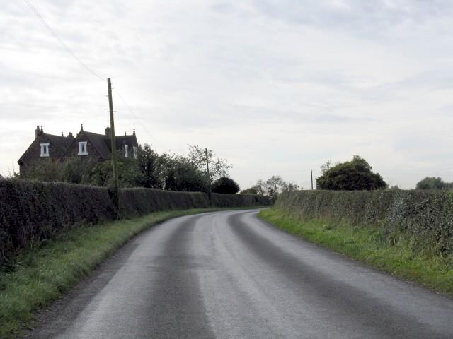 Whitley Lane At Northwood Hall Farm