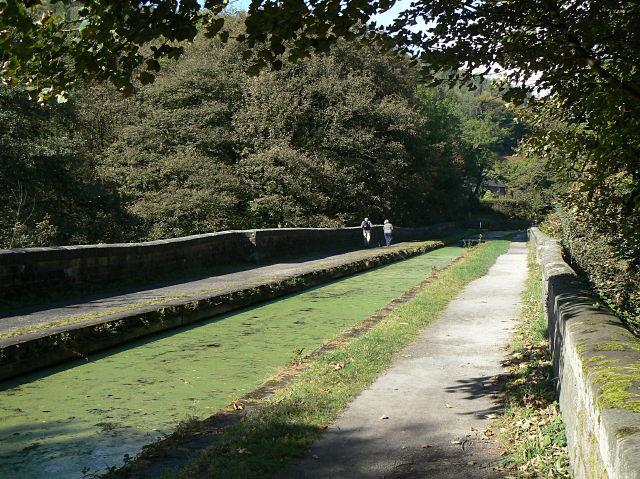 Wigwell Aqueduct