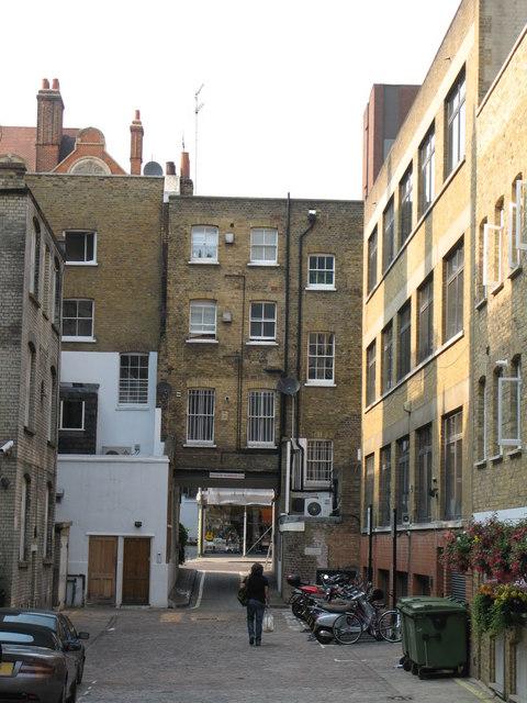 Montagu Row, W1