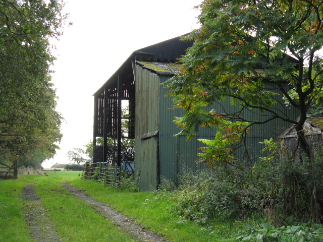 Barn Near Mill Cottage, Arley Green