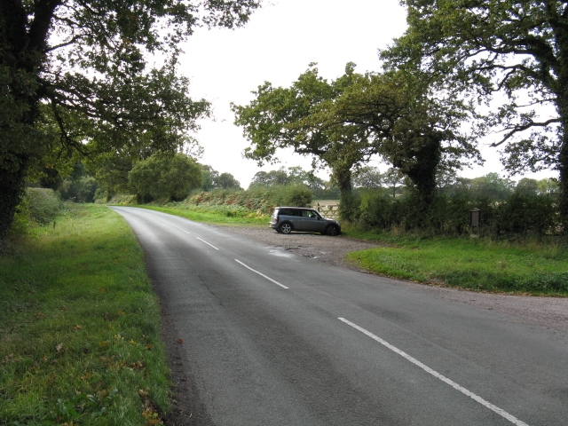 Cann Lane At Litley Farm
