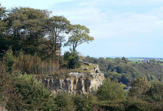 Crag at Middleton