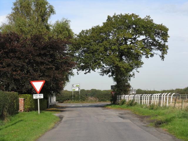 Heath Lane Meets The A50