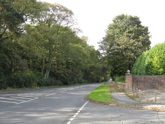 A50 At Water Tower Junction