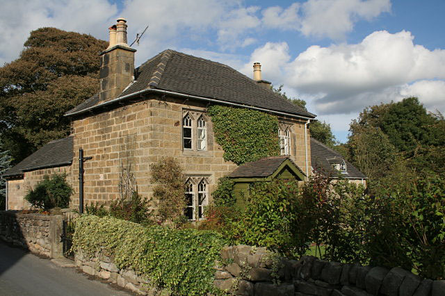Ivy Cottage, Lumsdale