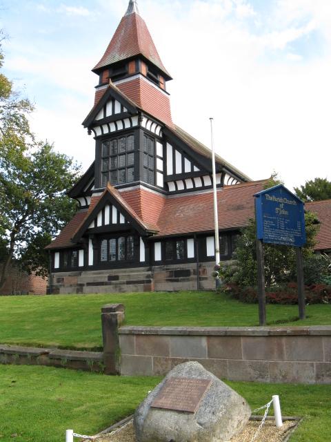 High Legh Parish Church